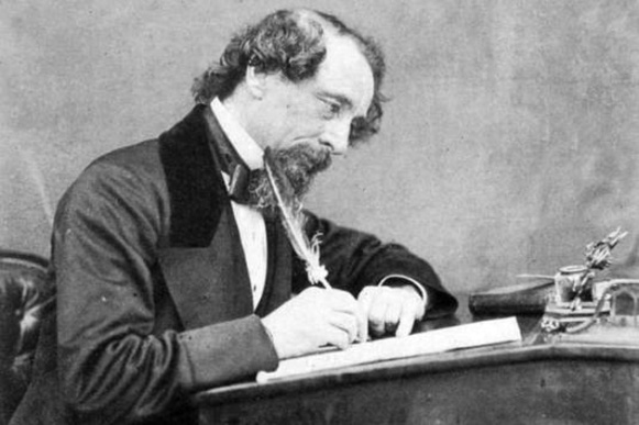 Charles Dickens, documenting the shenanigans of Sir Anthony Inclement, Head Honcho at Treasury Hoard Canada
