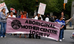 Image from HvH slide show post: Honouring National Aboriginal Day