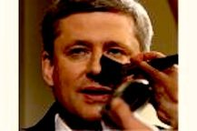 Image from HvH post: Is Stephen Harper a Narcissist?