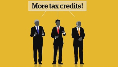 More Tax Credits