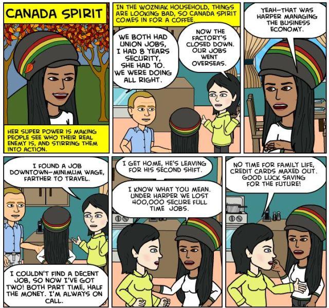 Canada Spirit 1